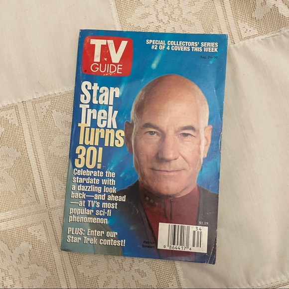 TV Guide Aug 24–30 1996 [Picard]